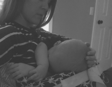 I will miss these sweet moments nursing him