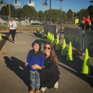 Sawyer's first 5K
