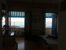 inside our room