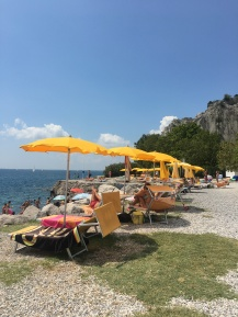 Another beach at Sistiana